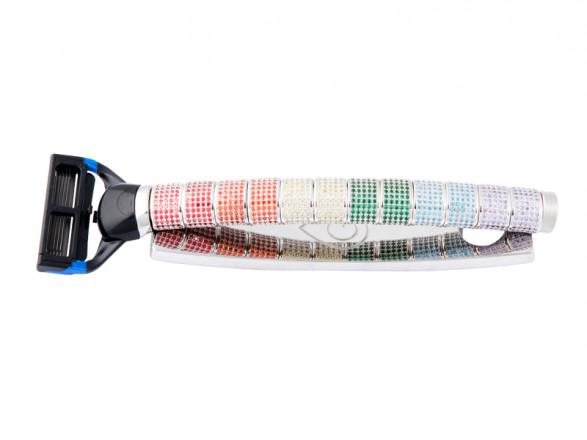 Razor G Colors Sparkling Zirconia
