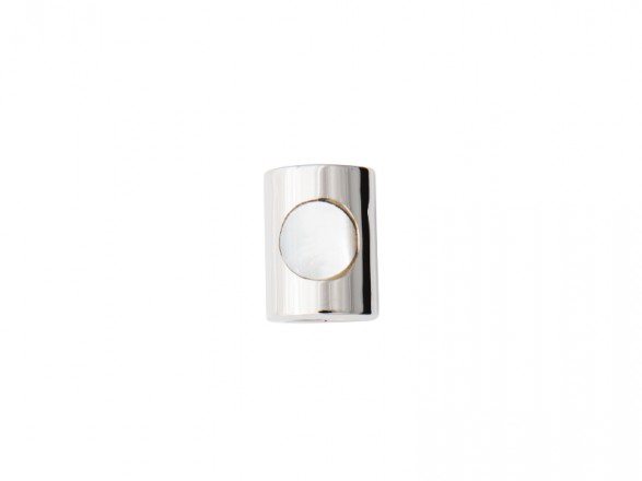 Round White Pearl