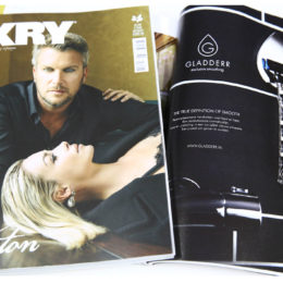 LXRY Magazine: Design shaving handle for in your bathroom - The true definition of smooth