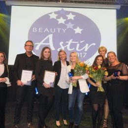 3rd Price at the prestigious Beauty Astir Awards 2017